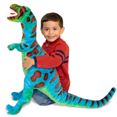 Melissa & Doug® Plush Dinosaur T-Rex