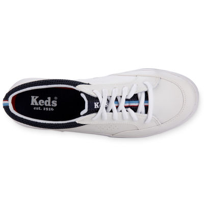 Keds® Rebellion Leather Lace-Up Sneakers