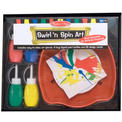 Melissa & Doug® Swirl 'n Spin Art