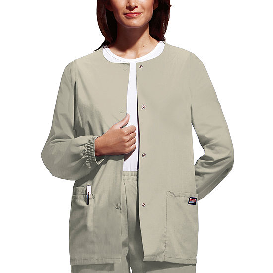Cherokee® 4350 Womens Scrub Jacket - Plus