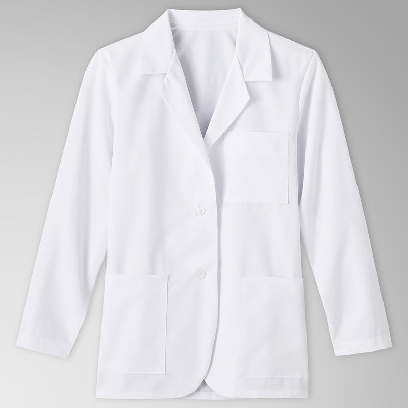 Meta Ladies Consultation Lab Coat plus size,  plus size fashion plus size appare