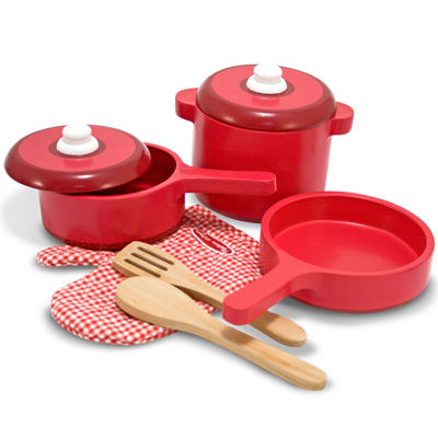 Melissa & Doug® Kitchen Accessories Play Set