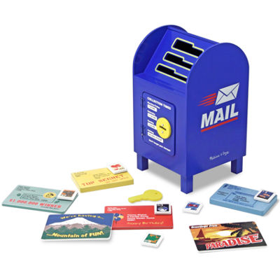 Melissa & Doug® Stamp & Sort Mailbox