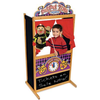 Melissa & Doug® Deluxe Puppet Theater