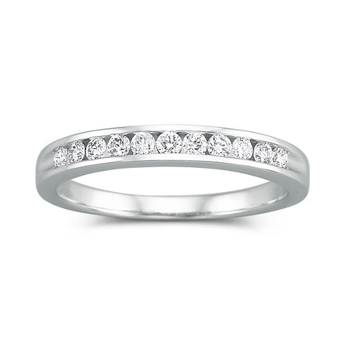 I Said Yes™ 1/4 CT. T.W. Certified Diamond Wedding Band