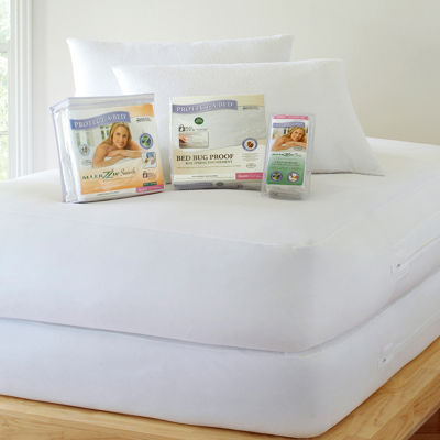 Protect-A-Bed® Twin Ultimate Bedding Protection Kit