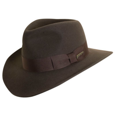 Dorfman Pacific® Indy Wool Safari Hat