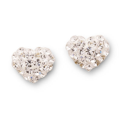 Silver Treasures Stud Earrings