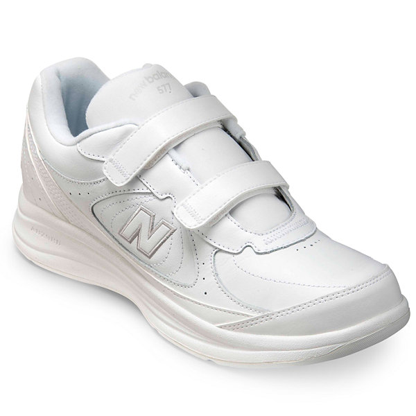 new balance sneakers mens walking shoes with velcro straps