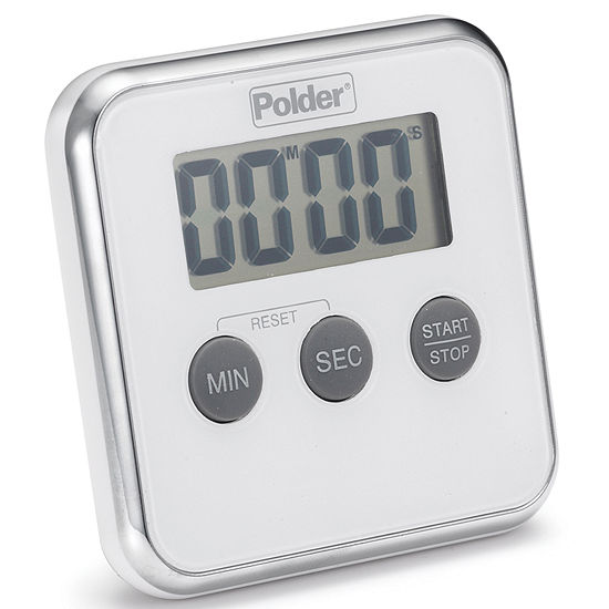 Polder® Digital Kitchen Timer - JCPenney