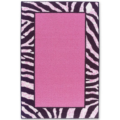 Brumlow Tween Printed Rectangular Washable Rugs
