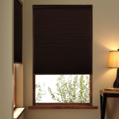jcpenney home custom mirage blackout cordless cellular shade