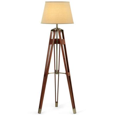Jcpenney home surveyor floor lamp