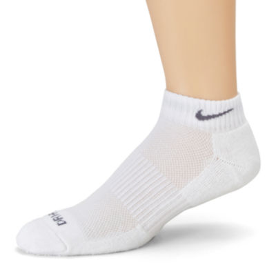 Nike® 3-pk. Dri-FIT Low Cut Socks