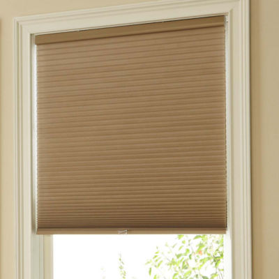 jcp home™ Custom Mirage Cordless Light-Filtering Shade