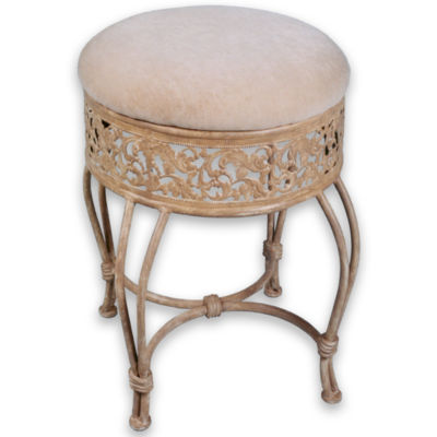 Villa II Bathroom Vanity Stool