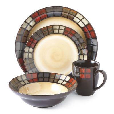 Pfaltzgraff® Calico 16-pc. Dinnerware Set