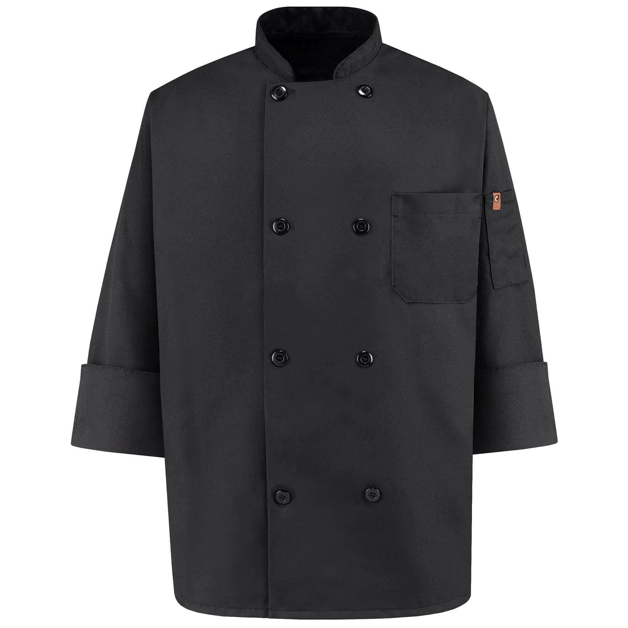 Chef Designs 8 Pearl Button Chef Coat plus size,  plus size fashion plus size appare