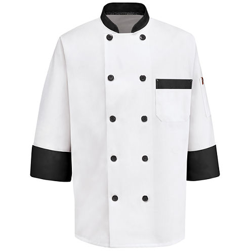 Chef Designs® Garnish Chef Coat