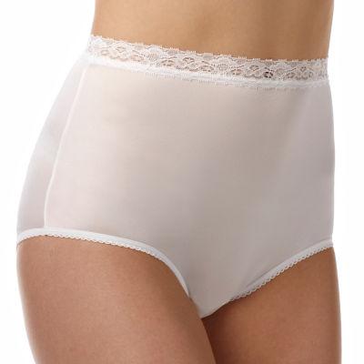 Vanity Fair® Ravissant Lace-Trim Brief Panties - 13060