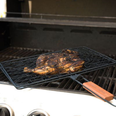 Rectangular Flexi Grill Basket