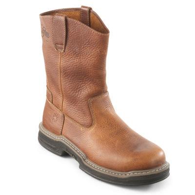 Wolverine® Raider Mens MultiShox Wellington Work Boots