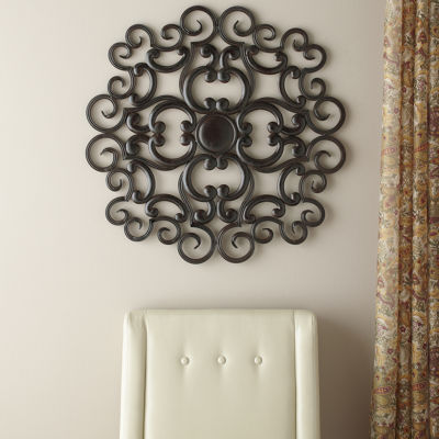 Val Iron Metal Wall Art