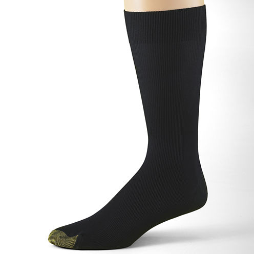Gold Toe® 3-pk. Metropolitan Crew Socks