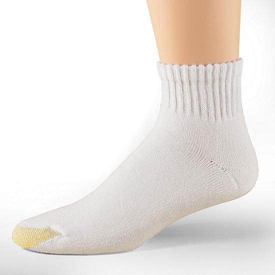 Gold Toe 3 Pk Athletic Ultratec Ultra Quarter Socks
