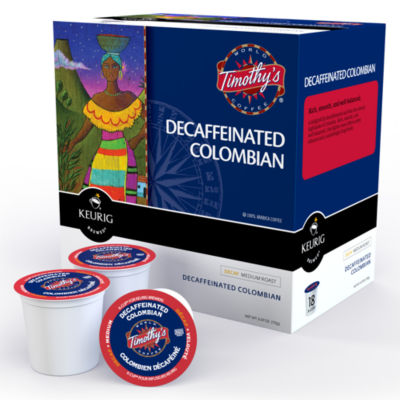 kcup colombian decaf coffee packs by - Decaf K Cups