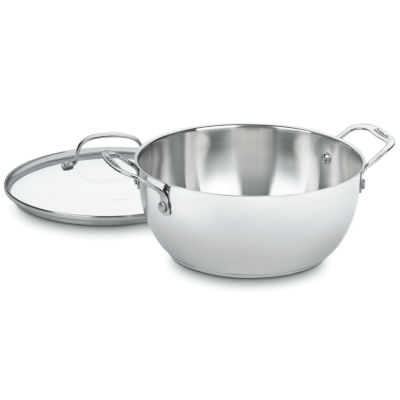 Cuisinart® 5½-qt. Stainless Steel Multi Pot