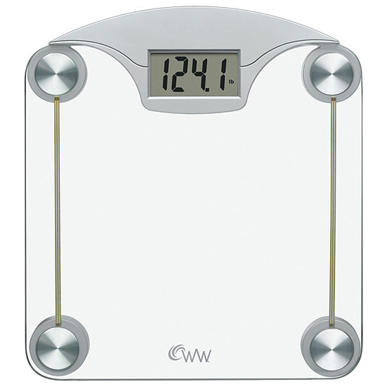 Weight Watchers® Digital Glass Scale