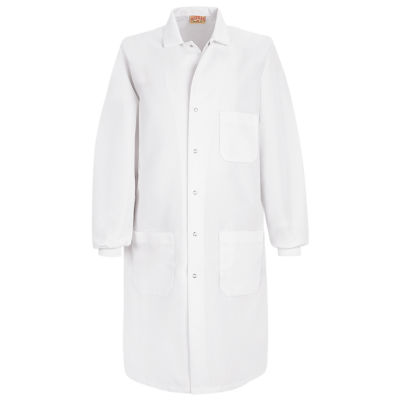 Red Kap Kp70 Unisex Cuffed Lab Coat