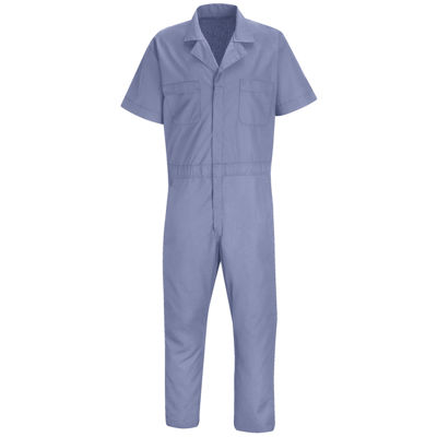 Red Kap® CP40 Short Sleeve Speed Suit Coveralls