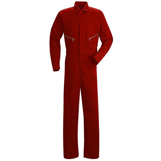 Red Kap® CC18 Zip-Front Cotton Coveralls