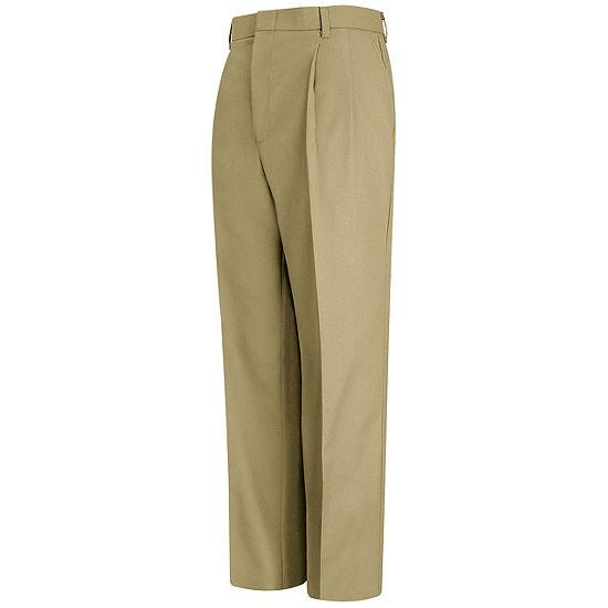 Red Kap® PT38 Pleated Twill Pant–Big & Tall