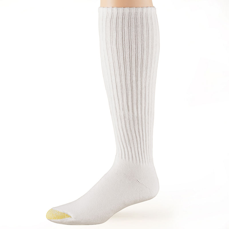 Gold Toe 3-pk. Athletic Liner Over-the-Calf Socks plus size,  plus size fashion plus size appare