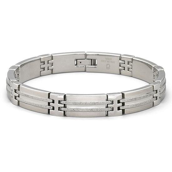Mens Bracelet Stainless Steel
