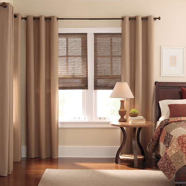 Jcpennys Home: JCPenney Home™ Jenner Grommet-Top Thermal Curtain Panel