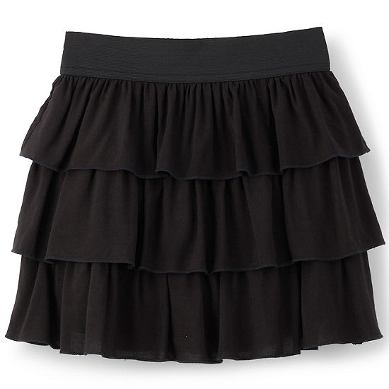 ca080cdf3cb by by Girl Tiered Skirt - Girls 7-16 and Plus - JCPenney