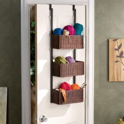 Boyce And Balch  3-Tier Basket Storage