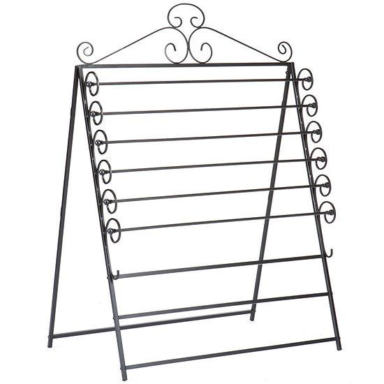 Sabrina Easel-Style Craft Storage Rack