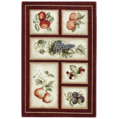 jcpenney.com | Fresh Fruit Washable Rug Collection