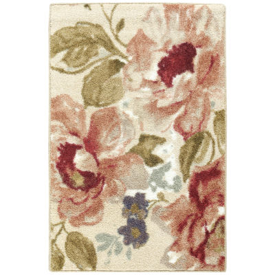 Frieze Washable Rectangular Rug