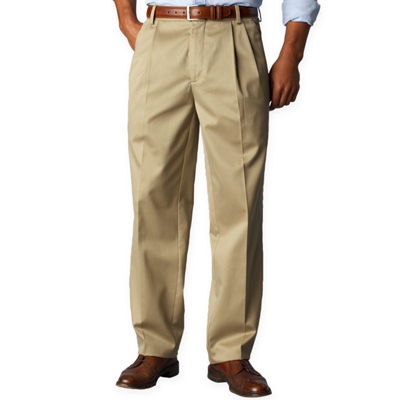 Dockers® D3 Signature Classic-Fit Pleated Pants