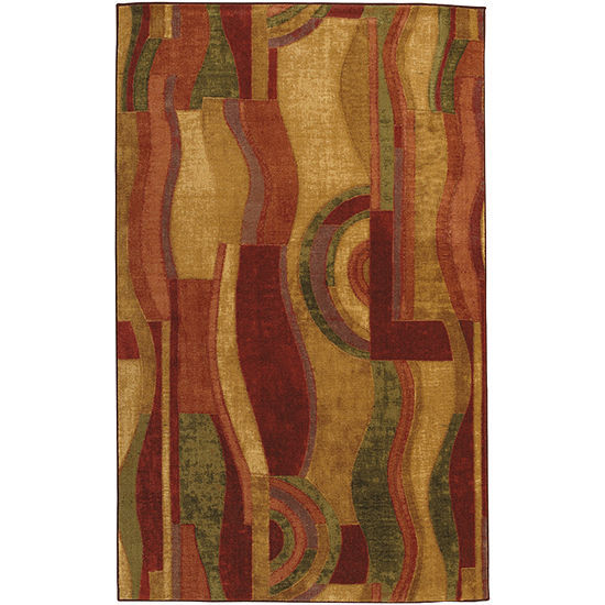 Mohawk Home® Picasso Contemporary Runner Rug
