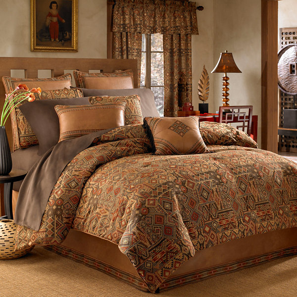 Jc Penney Home Collection: Croscill Classics® Payson 4-pc. Comforter Set