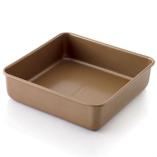 """Simply Calphalon® 8"""" Square Cake Pan"""