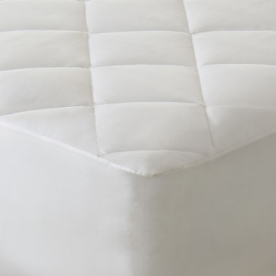 quiet night waterproof mattress pad