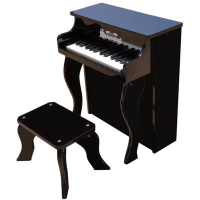 Schoenhut® Black Elite 25 Key Spinet Kids Piano